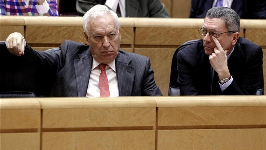 Margallo y Gallardón presiden hoy el Día de la Memoria del Holocausto