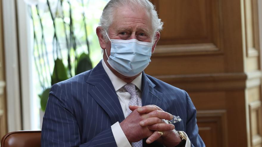 El príncipe Carlos pide medidas ante la crisis climática