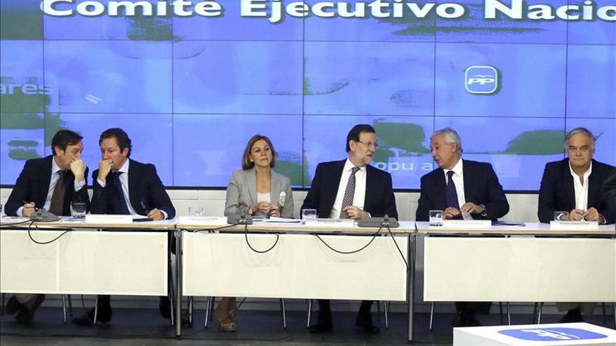 Rajoy anuncia una Conferencia Política del PP los días 11 y 12 de julio