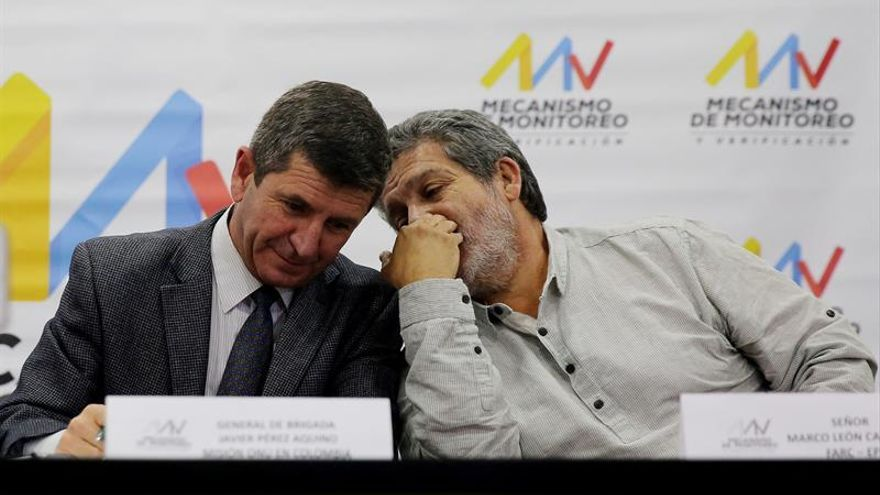 """ONU """"prácticamente"""" ha terminado registro de cerca de 7.000 armas de las FARC"""