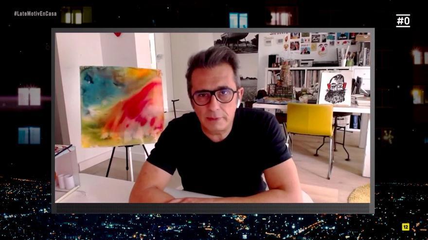 Andreu Buenafuente en 'Late Motiv desde casa'