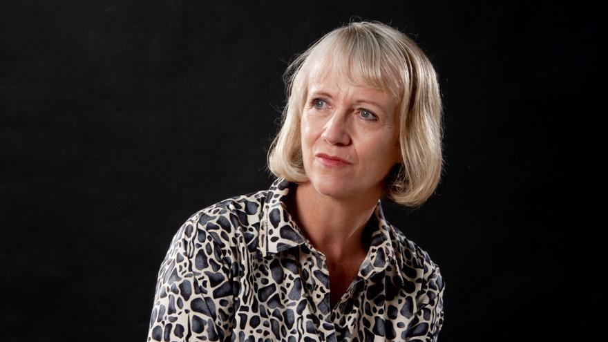 La historiadora y escritora Virginia Nicholson