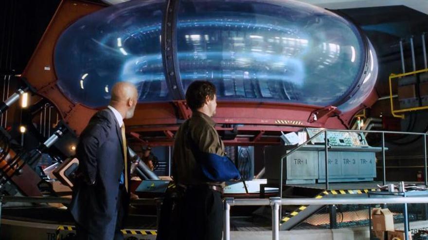 El reactor de fusión nuclear que aparece en Iron Man usa isótopos de hidrógeno como combustible