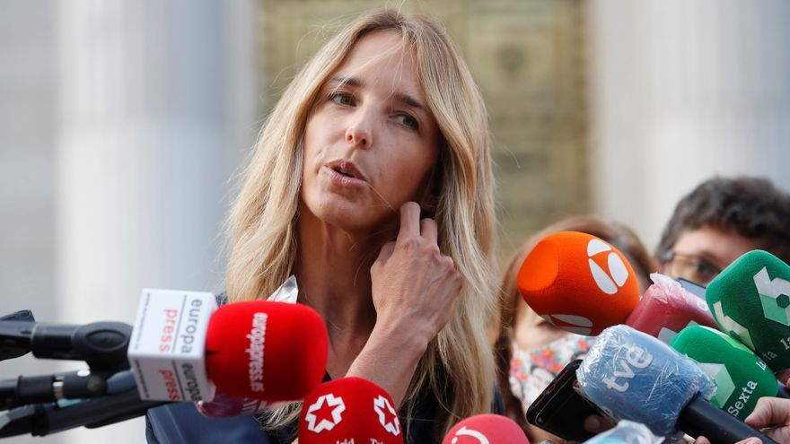 """Álvarez de Toledo tilda de """"desdichadas"""" las razones para su destitución"""
