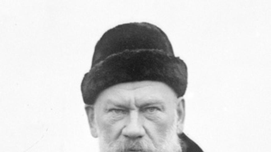 Liev Tolstói León Tolstói escritor ruso