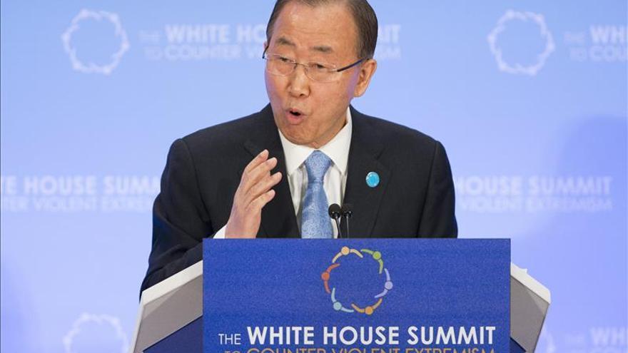 """Ban convoca una reunión global de líderes religiosos en busca de """"reconciliación"""""""
