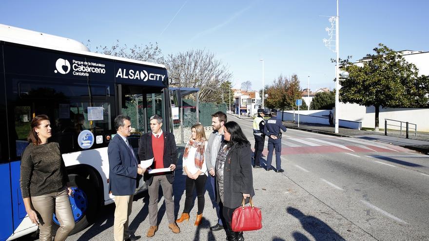 El búho Santander-Liencres amplía su recorrido para dar servicio a Mompía, Bezana y Prezanes
