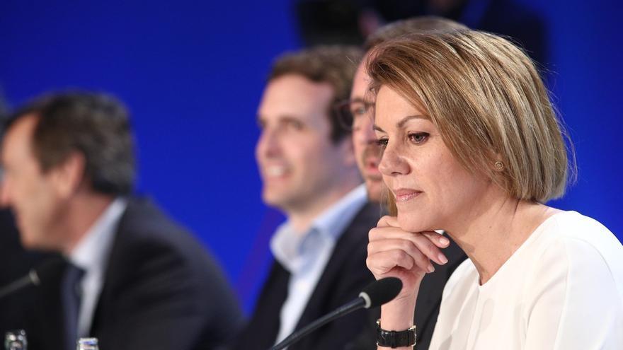 Cospedal apuesta por integrar y ofrecerá a otros candidatos sumarse a su candidatura, opción que ya ha rechazado Casado