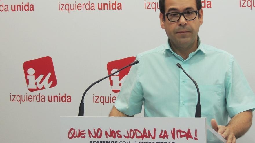 Juan Ramón Crespo. IU