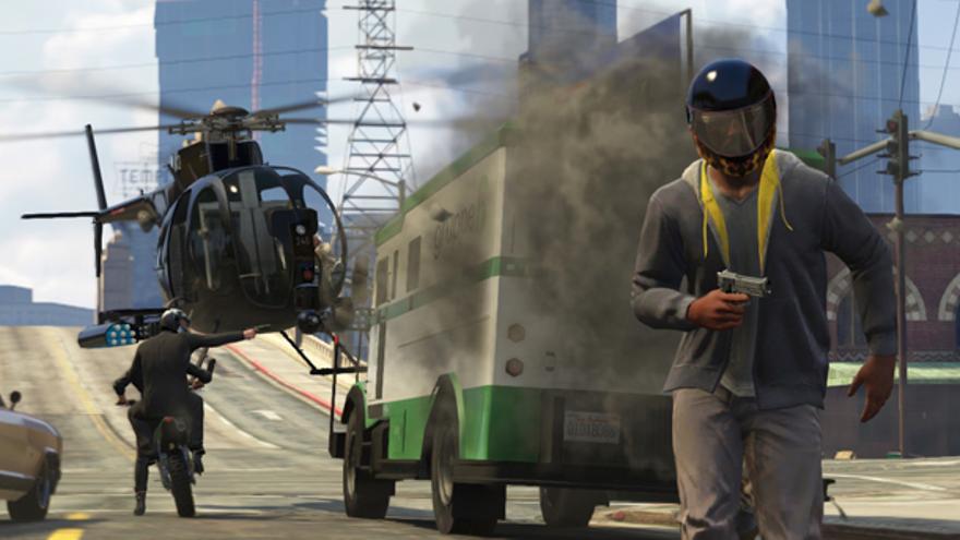 La versión de GTA V para PC, PS4 y Xbox One se venderá como