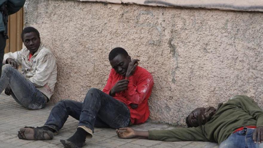 UFP denuncia la pasividad de los policías marroquíes en los incidentes en frontera de Melilla