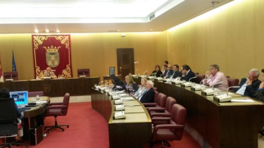 Pleno de Albacete / Foto: albacetecapital.es