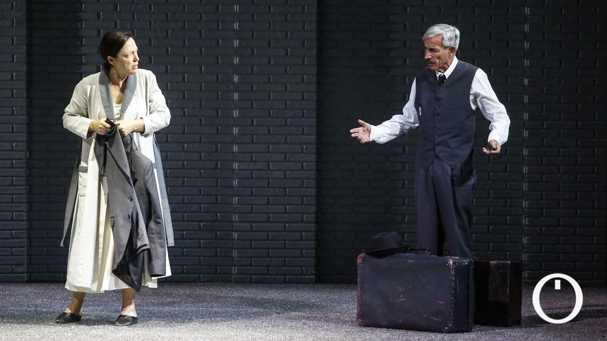 Muerte de un Viajante en el Gran Teatro