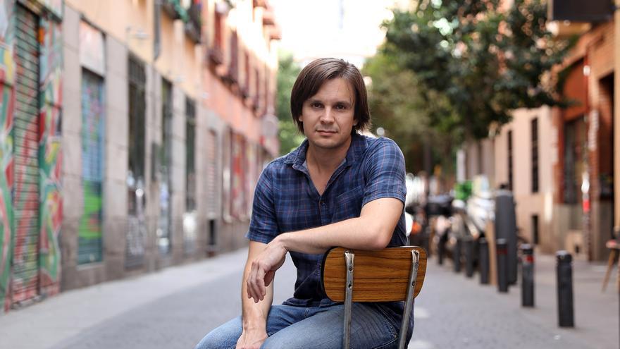 El periodista Andrés Villena, autor de 'Las redes de poder en España'.