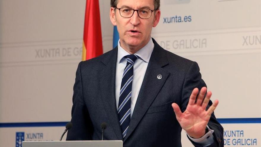 Feijóo, partidario de una Conferencia de Presidentes una vez haya presidente catalán