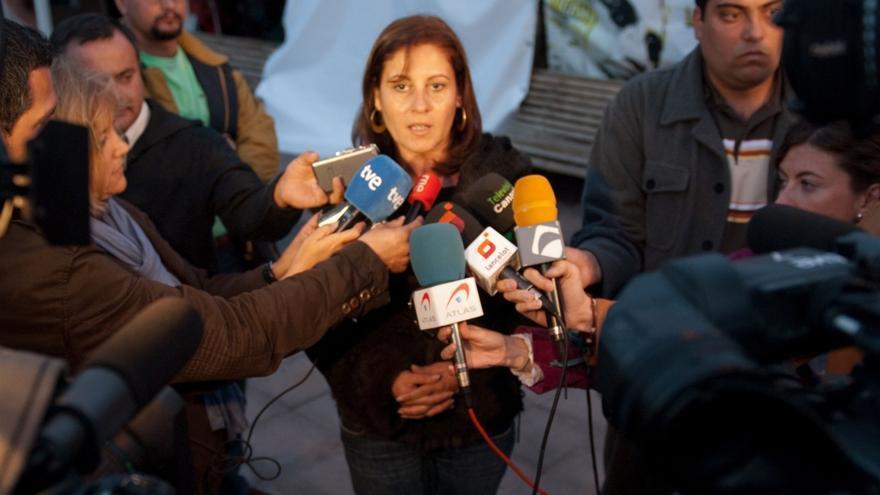 Claudina Morales, nueva directora del Instituto Canario de Igualdad del Gobierno de Canarias