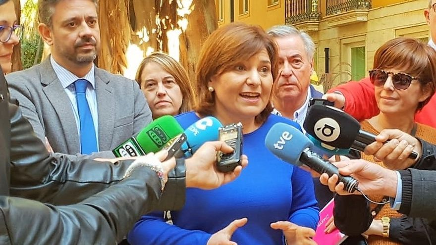 """Bonig sobre el adelanto electoral en la Comunidad Valenciana: """"Asistimos a la agonía del Titanic en directo"""""""
