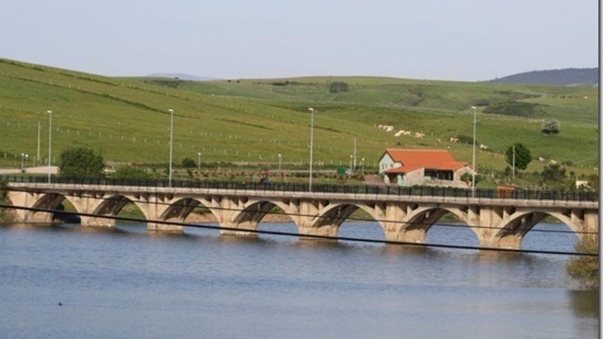 El embalse del Ebro sube al 39,1% de su capacidad tras ganar 7,9 hm3 de agua