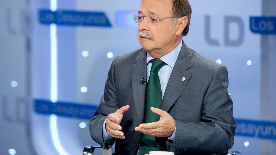 """El presidente de Ceuta subraya que la unidad de España es """"fundamental"""" para ser más respetados en el exterior"""