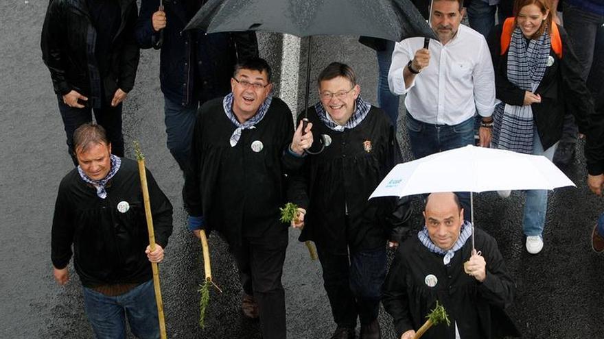 Puig ya ha dado su aval a la candidatura de Susana Díaz