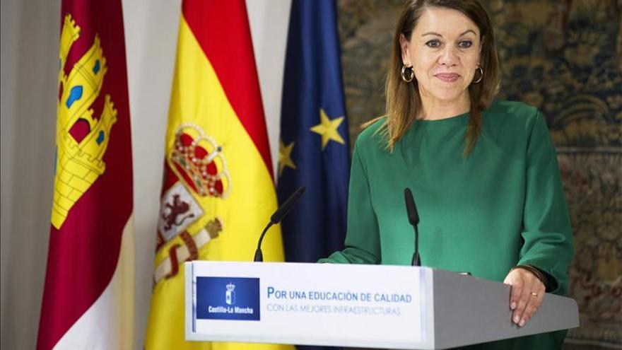 El PP de CLM celebra hoy en Toledo los dos años de gobierno de Cospedal