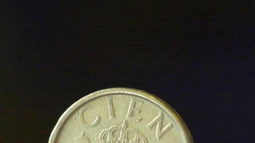 Los españoles conservan 1.684 millones de euros en pesetas sin canjear