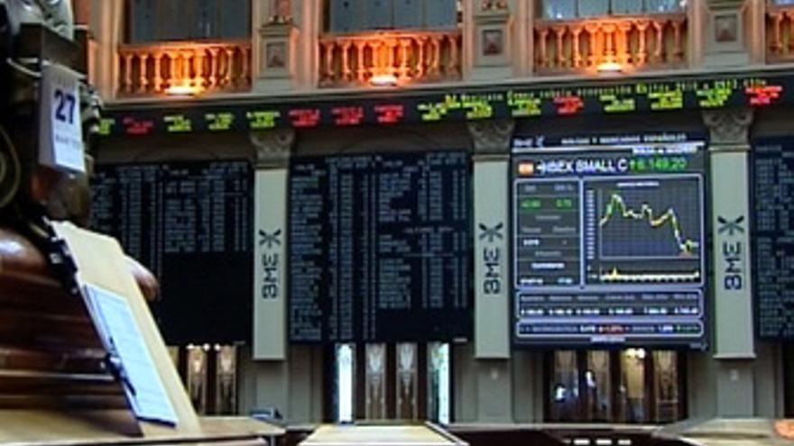 El Ibex sube un 1,32%