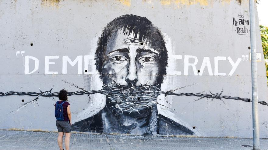 "Cuixart (Òmnium) dice que la Guardia Civil busca ""atemorizar"" con sus interrogatorios"