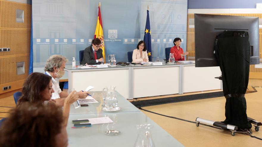 El Gobierno recuerda que la vuelta al cole es obligatoria y no concreta las medidas de conciliación