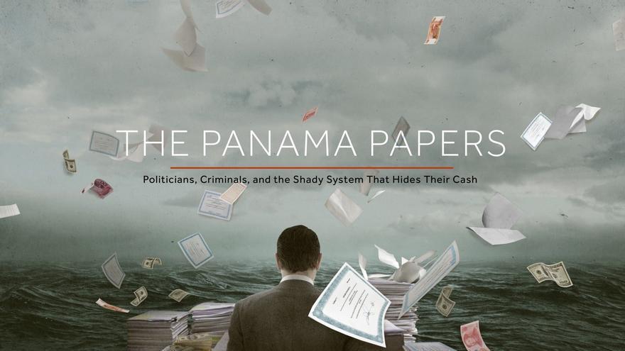 Los papeles de Panamá (ICIJ)