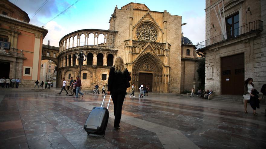 Plaça de la Mare-de-Déu, a València.