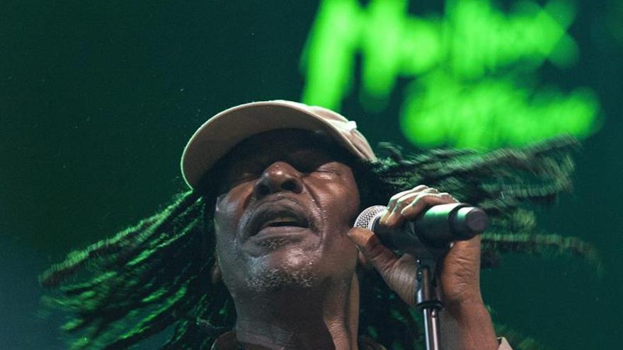 Alpha Blondy, leyenda del reggae contemporáneo, vuelve a Pirineos Sur