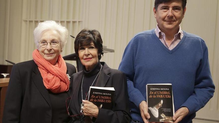 """Concha Velasco: """"Teresa, además de santa y escritora, también fue mujer"""""""