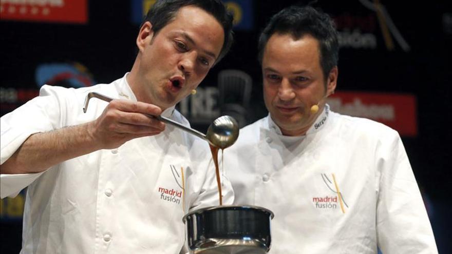 La 1 recupera el programa diario de cocina de la mano de for Cocina hermanos torres