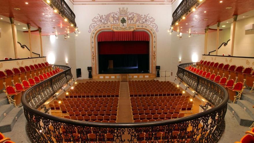 Teatro Carolina Coronado de Almendralejo / www.turismoextremadura.com