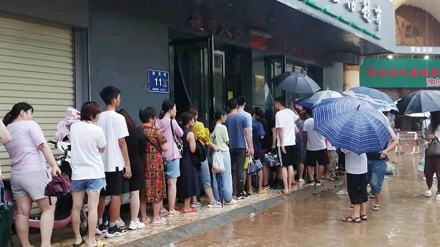 Un nuevo rebrote en China deja 11 contagios locales entre los 50 nuevos casos