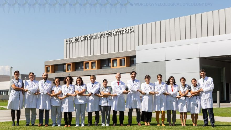 La Clínica Universidad de Navarra incide en la importancia de la detección precoz del cáncer ginecológico