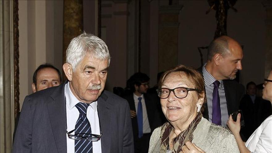 Esposa dice que Pasqual Maragall asistió a mitin de ERC por iniciativa propia