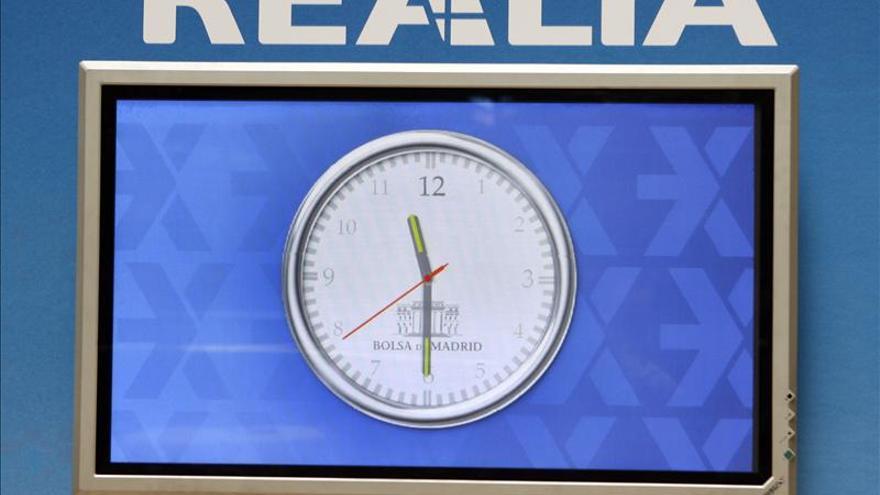 La CNMV suspende la cotización de Realia tras las noticias sobre una posible OPA
