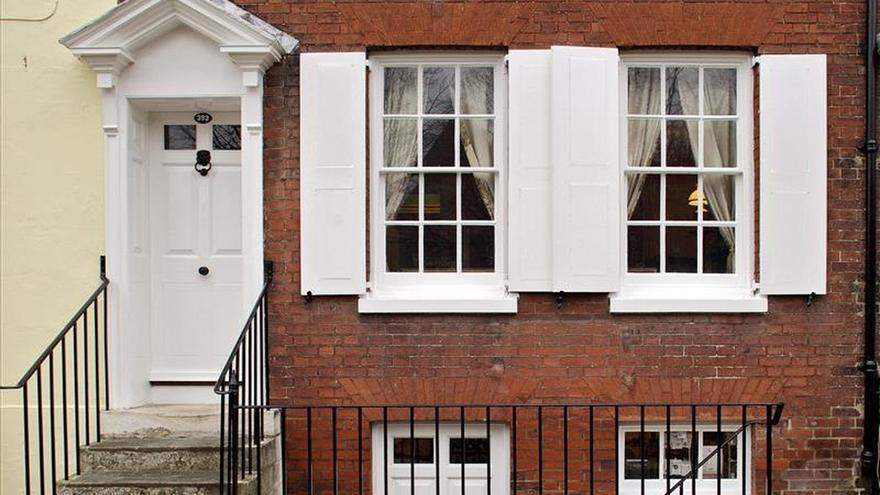 """La casa de Charles Dickens se engalana para recordar """"Un cuento de Navidad"""""""