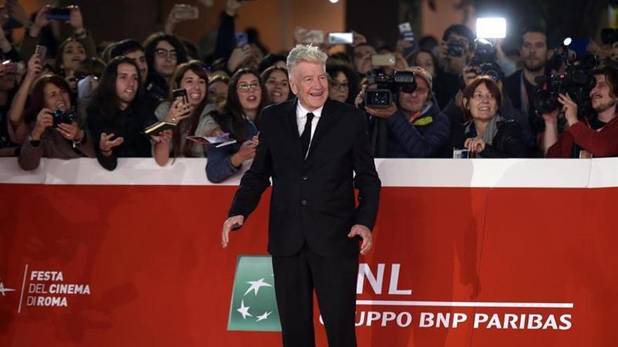 Roma premia a David Lynch y explora el origen de su mundo