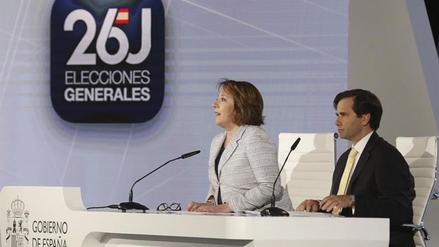 El presupuesto de los comicios es de 130'6 millones de euros, similar al 20D