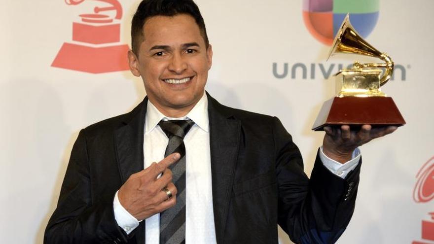 En la imagen, el cantante colombiano Jorge Celedón.