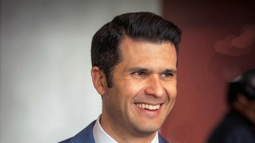 El consejero delegado de Lopesan, Francisco López.