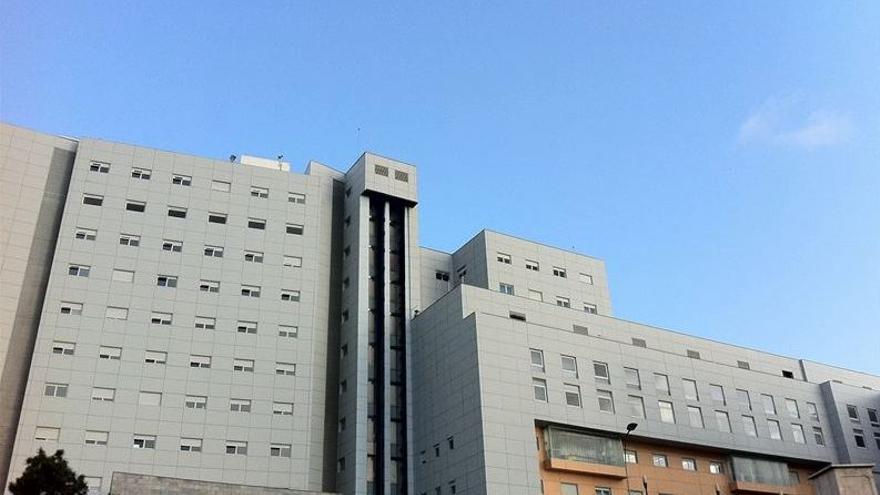 Hospital Universitario Nuestra Señora de La Candelaria / Foto cedida