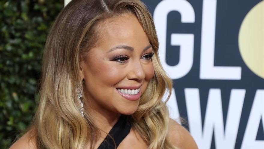 Mariah Carey logra un ... Mariah Carey Streaming Record