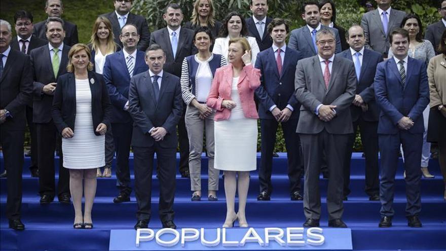 """Rudi repetirá """"hasta la saciedad"""" que en Aragón no ha tenido un caso de corrupción"""
