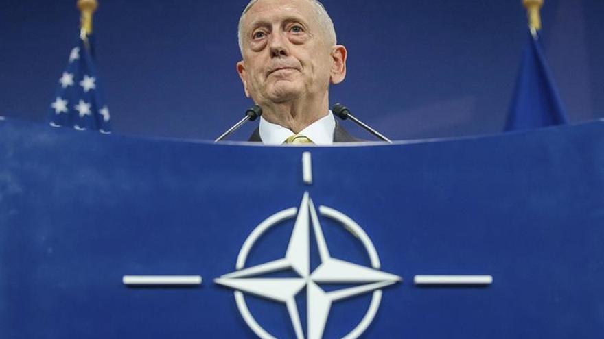 El secretario de Defensa de EEUU asegura que Damasco guardó armas químicas