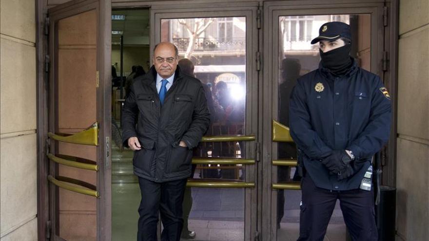 """Díaz Ferrán pide al juez dinero para alimentos y asegurar su """"supervivencia"""""""