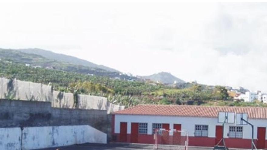 En la imagen, polideportivo de Las Lomadas.